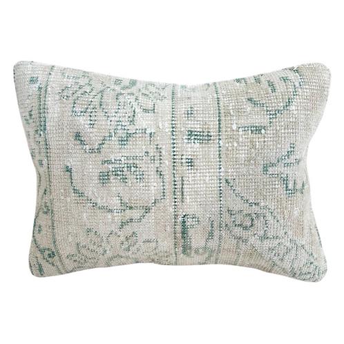 vintage kilim cushion luna