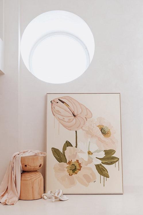'Walk amongst the flowers' by Adele Naidoo