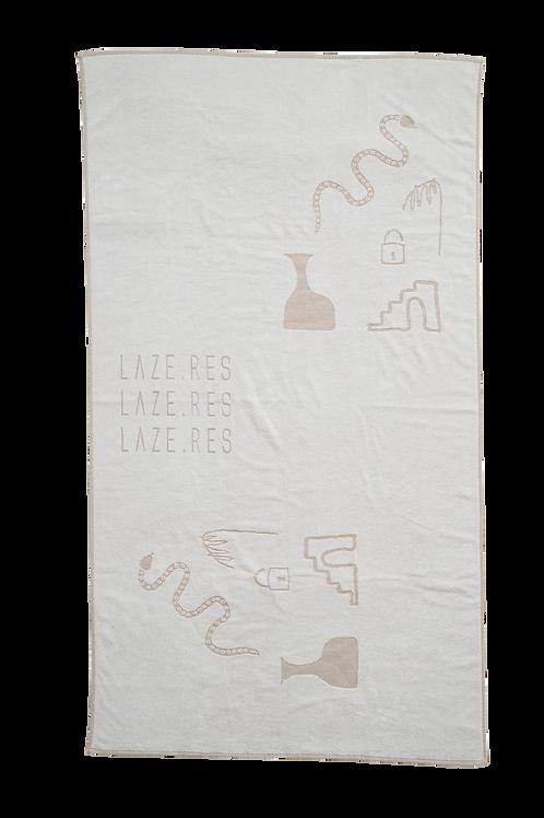 No.2 Towel - Laze.res
