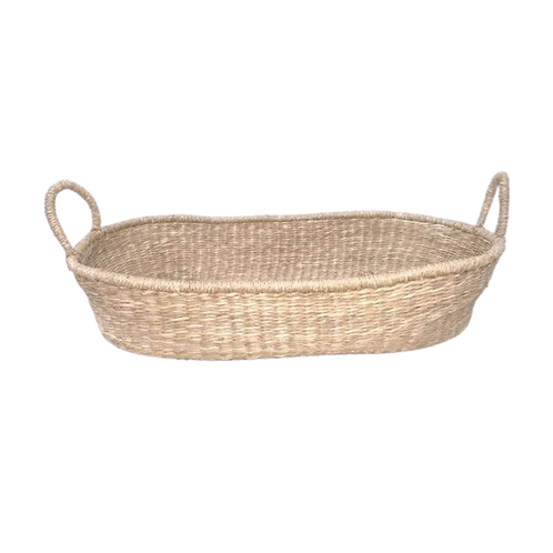 seagrass baby change basket