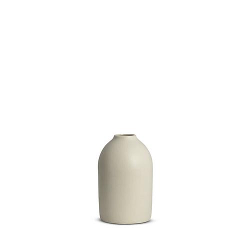 Marmoset Found Cocoon Vase - Chalk
