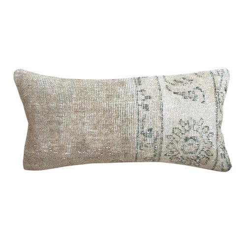 vintage kilim cushion lumbar
