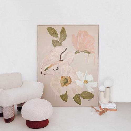 Blushing by Adele Naidoo