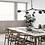 Thumbnail: Psyrri Linen Tablerunner  40 x  150 cm, Natural Linen