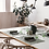 Thumbnail: Psyrri Linen Placemats, set of 2, Olive Green