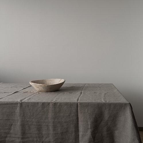 Psyrri Linen Tablecloth 240 x 145 cm, Natural Linen