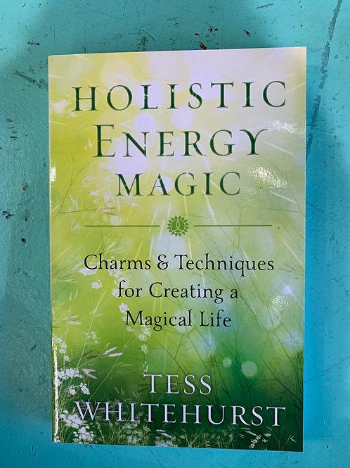 Holistic Energy Magic Book