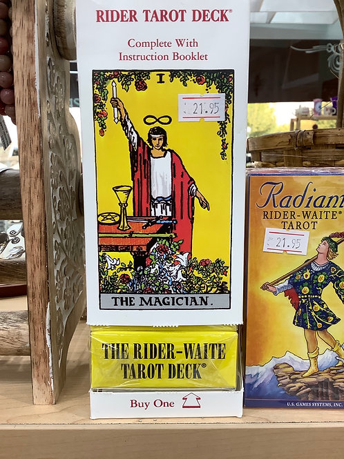 Rider Tarot Deck