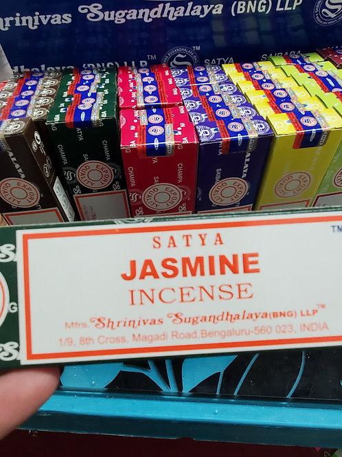 Satya Jasmine Incense sticks