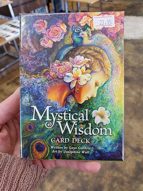 Mystical Wisdom Oracle Cards