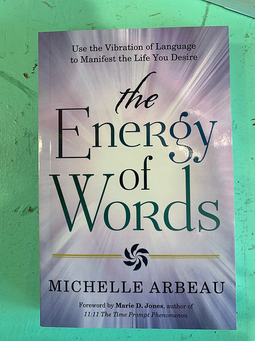 Energy of Words Book