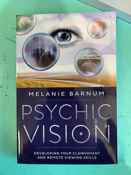 Psychic Vision Book