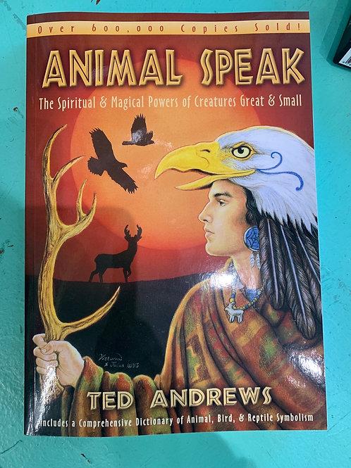 Animal Speak Book
