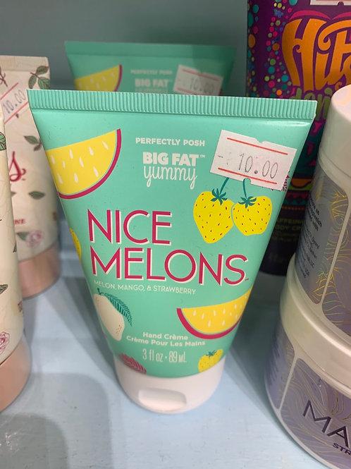 Nice Melons Hand Cream