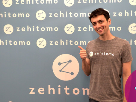 Gaijins of Japan: Jordan Fisher, CEO and Founder of Zehitomo