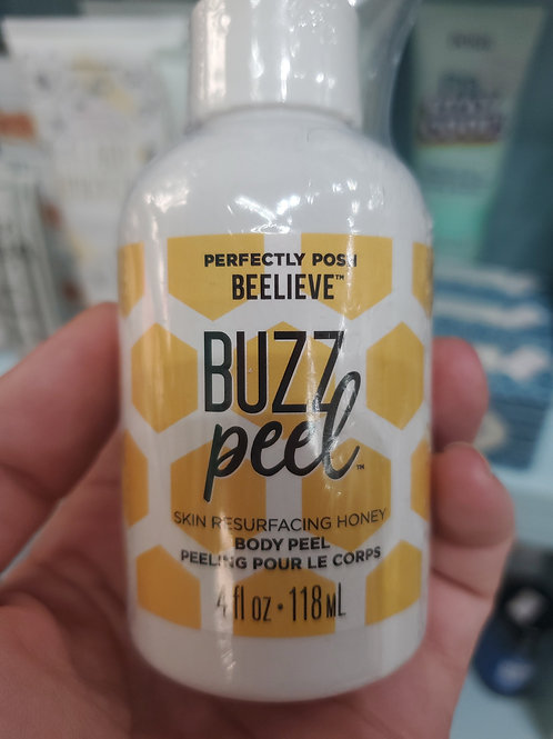 Buzz Peel Skin Resurfacing Honey Body Peel