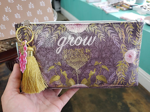 Papaya Art Makeup Bag Grow