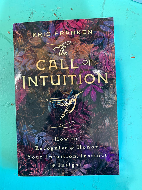 The Call of Intuition Book