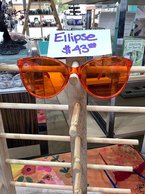 Orange Ellipse
