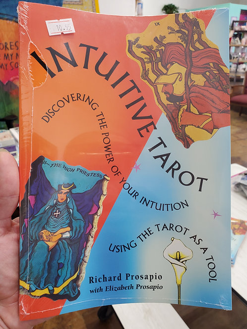 Intuitive tarot book