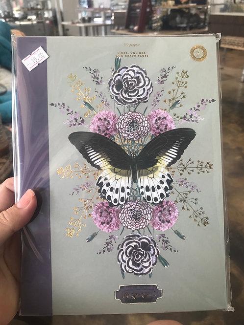 Papaya Art rare species no. 1 notebook