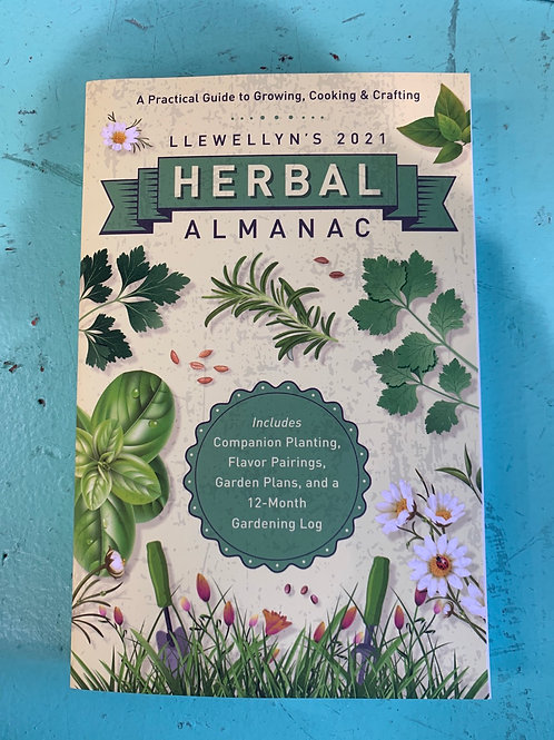 Herbal Almanac Book