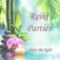 Reiki parties