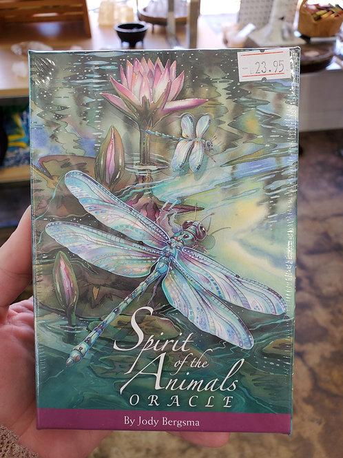Spirit Animal Oracle Cards