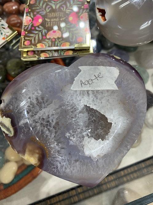 Agate Heart