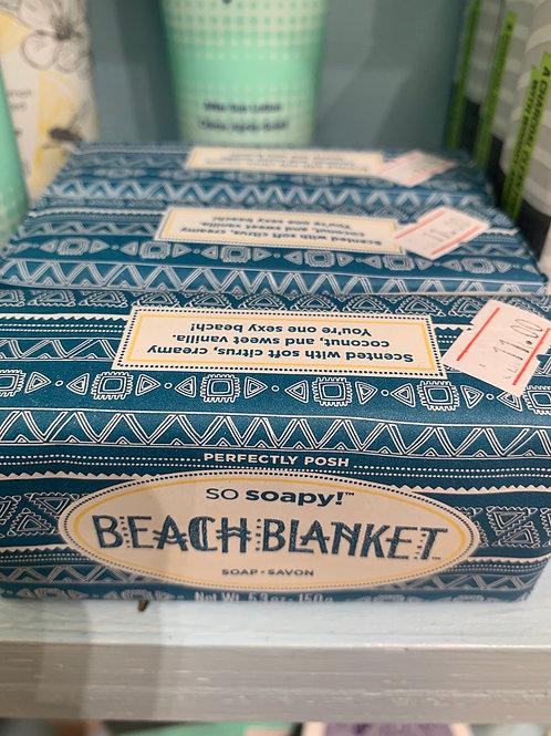 Beach Blanket Soap