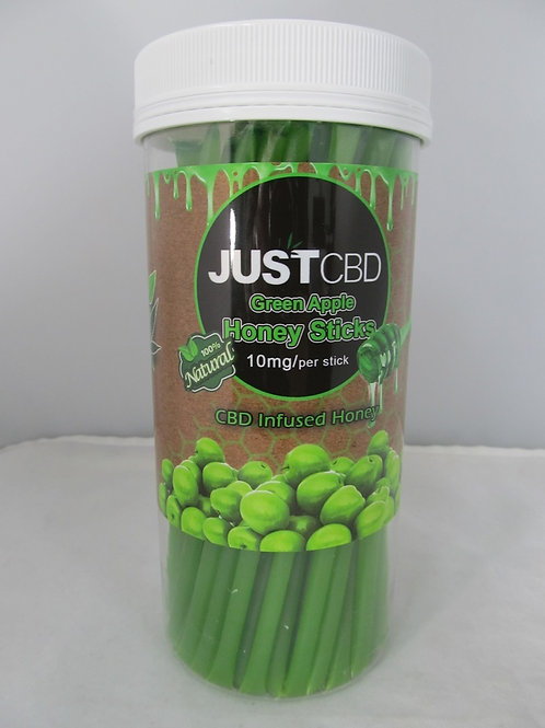 Just Green Apple Honey Sticks 10mg per