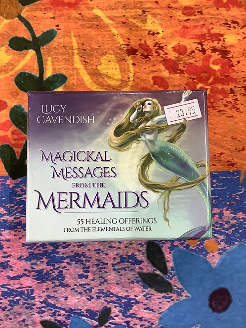 Magickal Messages from the Mermaids Oracle