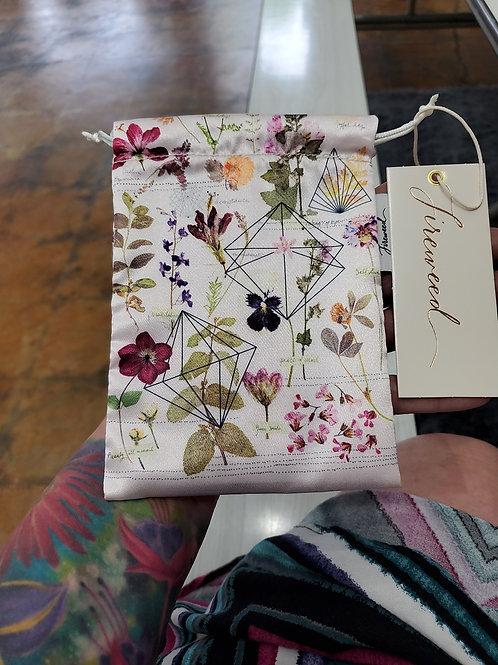 Papaya Art silk card bag