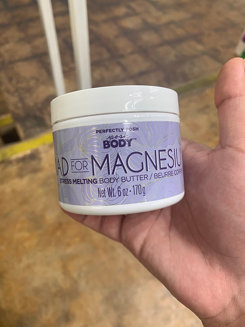 Mad For Magnesium Body Butter