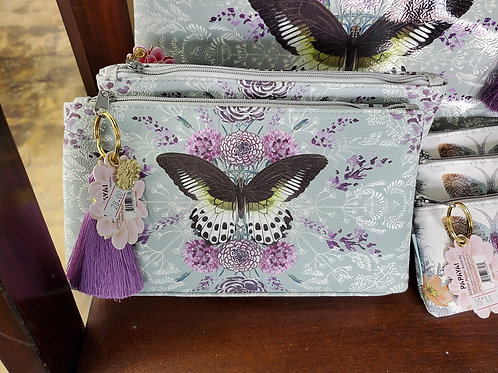 Papaya Art Makeup Bag Tassel