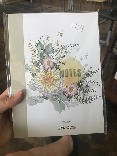 Papaya Art notes notebook
