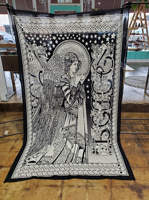 Peace Angel Tapestry