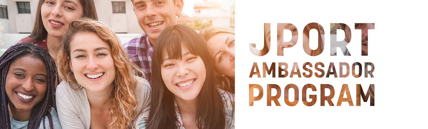 JPort Ambassador Program