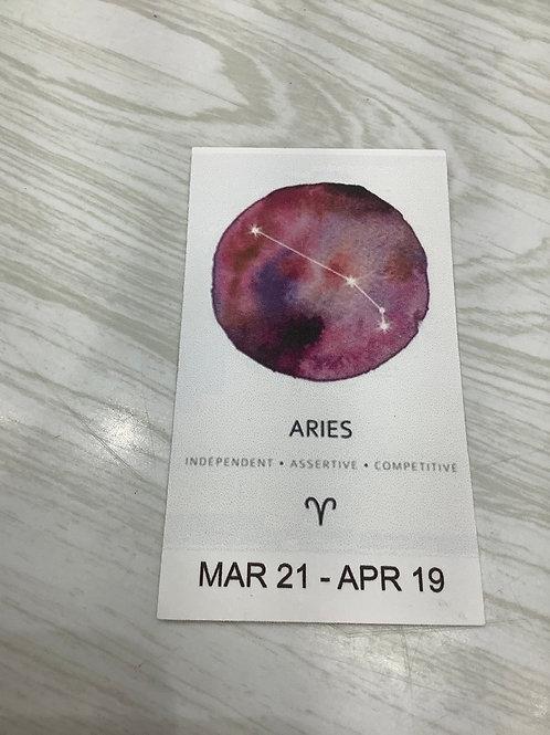 Aries Crystal Bracelet