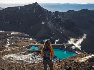 Hiking - Tongariro National Park (World Heritage)
