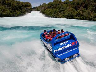 Jetboating - Hukafalls