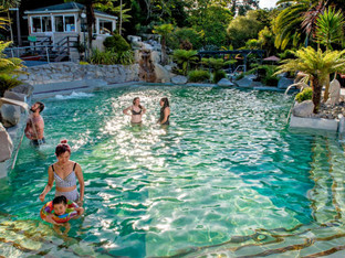 Hot Springs & Day Spa