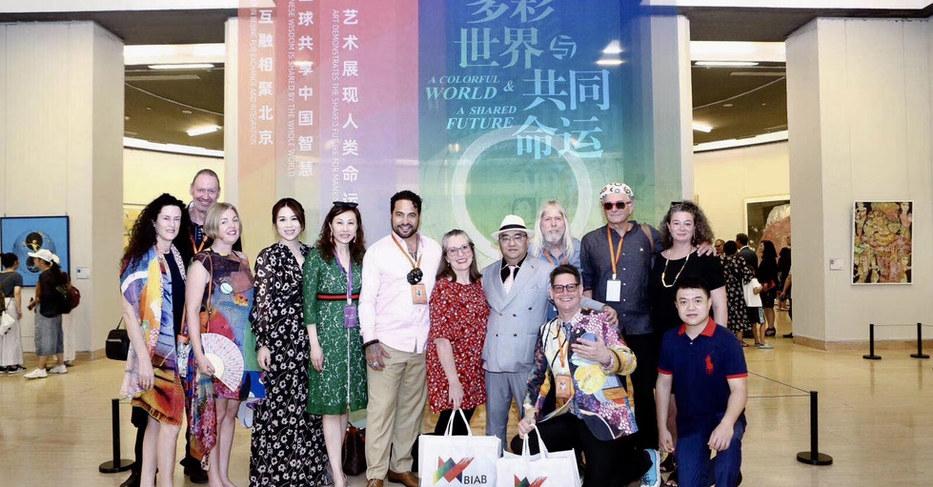NZ / China opening day