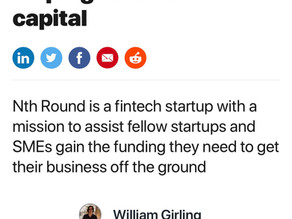 grapevine client Nth Round Featured in FinTech Magazine!