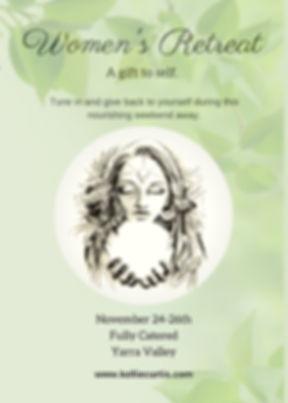 kellie curtis, seven sisters festival, women's circles, women;s circles melbourne, women's retreat, women's support group, sisterhood