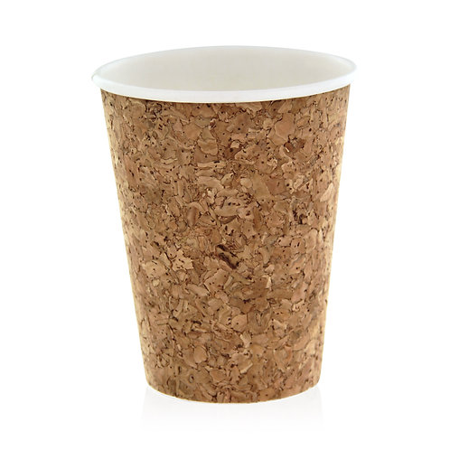 Hot Cup - 12oz Insulated Corked Cup