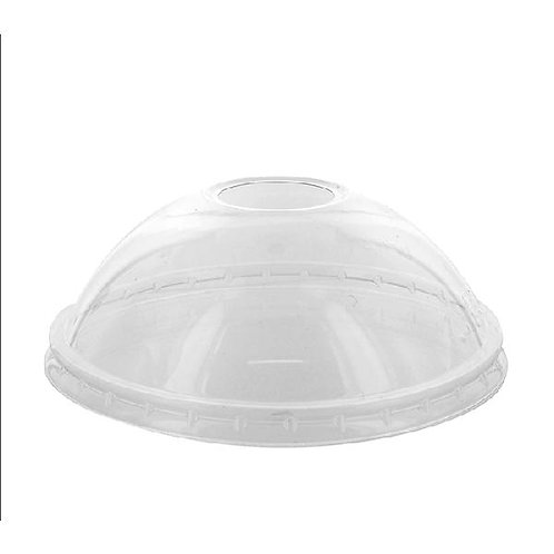 """Clear PET Dome Lid 5.9"""""""
