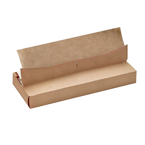 """Greaseproof Sheet Brown Paper In Dispenser Box 14.2 x 9.8"""""""