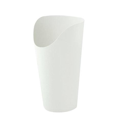 White Kraft Wrap Cup - 14oz