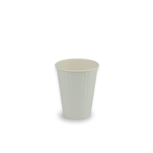 PE Coated Double Wall Hot Paper 8oz Cup